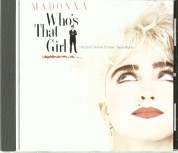 Madonna: OST - Who's That Girl Soundtrack - CD