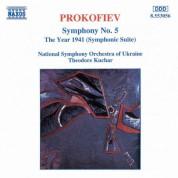 Theodore Kuchar, Ukraine National Symphony Orchestra: Prokofiev: Symphony No. 5 - The Year 1941 - CD