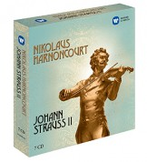 Nikolaus Harnoncourt - Johann Strauss II - CD