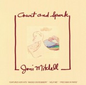 Joni Mitchell: Court and Spark - CD