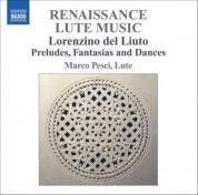 Lorenzino Del Liuto: Lute Music - CD