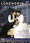 Anja Harteros, Bayerisches Staatsorchester, Jonas Kaufmann, Kent Nagano, Michaela Schuster, Wolfgang Koch: Wagner: Lohengrin - DVD
