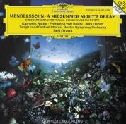 Boston Symphony Orchestra, Frederica von Stade, Judi Dench, Kathleen Battle, Seiji Ozawa, Tanglewood Festival Chorus: Mendelssohn: Midsummer Night's Dream - CD