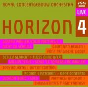 Royal Concertgebouw Orchestra - Horizon 4 (Mahler, Van Keulen, Glanert) - SACD