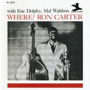 Ron Carter, Mal Waldron: Where? - CD