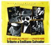 Afro-Cuban Jazz Orchestra: ributo A Emiliano Salvador - CD