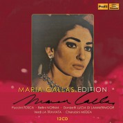 Maria Callas Edition - CD