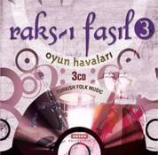 Çeşitli Sanatçılar: Raks-ı Fasıl 3 - CD