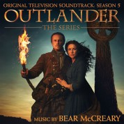 Bear McCreary: Outlander 5  (Flaming Vinyl) - Plak