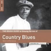Çeşitli Sanatçılar: Country Blues (Remastered) - Plak