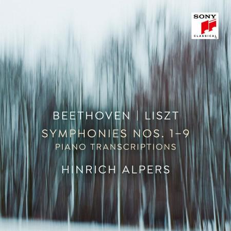 Hinrich Alpers: Beethoven (Liszt Transcriptions): Symphonies - CD