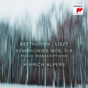 Hinrich Alpers: Beethoven (Liszt Transcriptions): Symphonies - CD