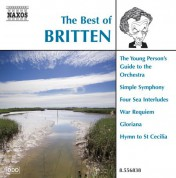 Çeşitli Sanatçılar: Britten (The Best Of) - CD