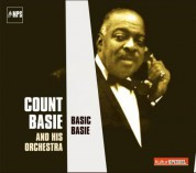 Count Basie, Count Basie Orchestra: Basic Basie - CD