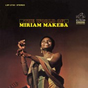 Miriam Makeba: The World Of Miriam Makeba - Plak