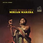 Miriam Makeba: The World Of Miriam Makeba - Plak