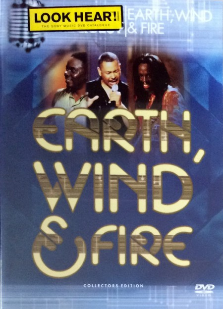 Earth, Wind & Fire: Live By Request - DVD