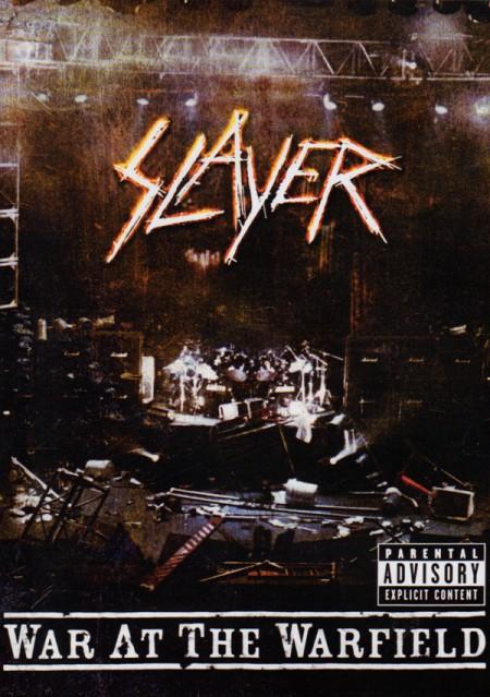 Slayer: War At The Warfield - DVD