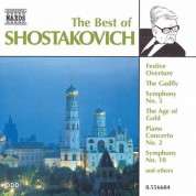 Shostakovich (The Best Of) - CD
