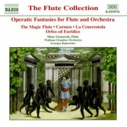 Operatic Fantasies for Flute And Orchestra - CD