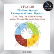 Cho-Liang Lin: Vivaldi: The Four Seasons - CD