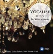 Çeşitli Sanatçılar: Vocalise - Best Of Rachmainov - CD