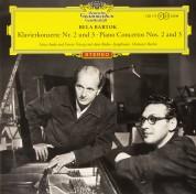 Géza Anda, Radio Symphonie Orchester Berlin, Ferenc Fricsay: Bartok: Piano Concertos Nos. 2 and 3 - Plak
