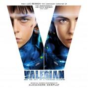 Çeşitli Sanatçılar: Valerian and the City of a Thousand Planets (Blue/White Vinyl) - Plak
