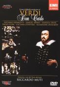 Luciano Pavarotti, Samuel Ramey, Daniela Dessì, Paolo Coni, Luciano D'Intino, Alexander Anisimov, Riccardo Muti: Verdi: Don Carlo - DVD