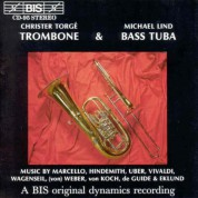 Christer Torgé, Michael Lind: Trombone & Bass Tuba - CD
