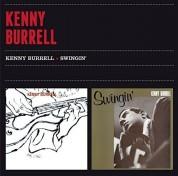 Kenny Burrell + Swingin' - CD