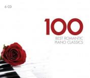 Çeşitli Sanatçılar: 100 Best Romantic Piano Classics - CD