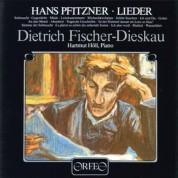Dietrich Fischer-Dieskau, Hartmut Höll: Hans Pfitzner: Lieder - Plak