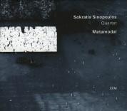 Sokratis Sinopoulos Quartet: Metamodal - CD