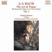 Bach, J.S.: Kunst Der Fuge (Die) (The Art of Fugue), Vol. 1 - CD