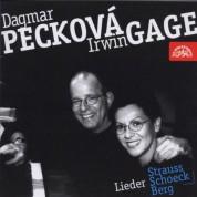 Irwin Gage, Dagmar Peckova: Strauss / Schoeck / Berg: Lieder - CD