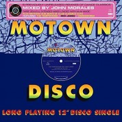 Çeşitli Sanatçılar: John Morales Presents Motown Disco - Single Plak