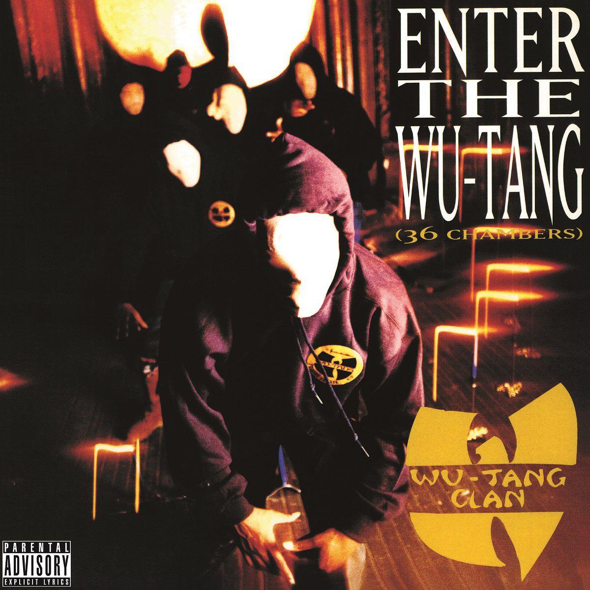 Wu Tang Clan Enter The Wu Tang 36 Chambers Plak Opus3a