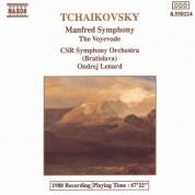 Tchaikovsky: Manfred Symphony / Voyevoda - CD
