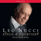 Leo Nucci: Kings & Courtiers - CD
