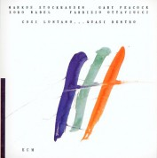 Markus Stockhausen, Gary Peacock: Cosi Lontano - Plak