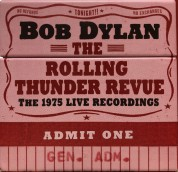 Bob Dylan: The Rolling Thunder Revue: The 1975 Live Recordings - CD