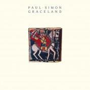 Paul Simon: Graceland (Clear Vinyl) - Plak