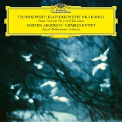 Martha Argerich, Royal Philharmonic Orchestra, Charles Dutoit: Tchaikovsky: Piano Concerto No. 1 In B-Flat Minor, Op. 23 - Plak