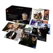 James Galway: The Man with the Golden Flute (The Complete RCA Album Collection) - CD