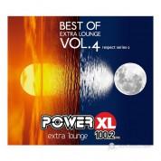 Çeşitli Sanatçılar: Power XL Best Of Extra Lounge Vol.4 - CD