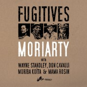 Moriarty: Fugitives - Plak