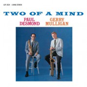 Paul Desmond, Gerry Mulligan: Two Of A Mind - Plak