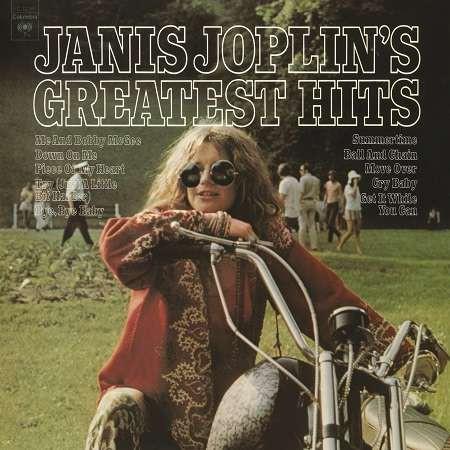 Janis Joplin: Greatest Hits - Plak