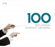 Çeşitli Sanatçılar: 100 Best London Symphony Orchestra - CD